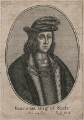 James III of Scotland, by Richard Gaywood - NPG D42375
