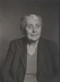Dame Catherine Fulford, by Walter Stoneman - NPG x167700