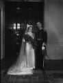 Hon. Neville Archibald John Napier; Eileen Napier (née Thorne), by Bassano Ltd - NPG x158264