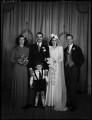 Frederic Jokl; Joyce Gertrude Jokl (née Langdon), by Elliott & Fry - NPG x158308