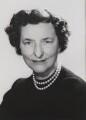 Annie Muriel Gammans (née Paul), Lady Gammans, by Walter Bird - NPG x167733