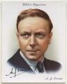 Archibald Joseph Cronin, probably after Bassano Ltd - NPG D42393
