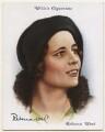 Dame Rebecca West (Cicily Isabel Andrews (née Fairfield)), after Madame Yevonde - NPG D42424