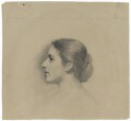Florence Enid Stoddard, by Mary Stoddard - NPG D42427