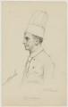 Marcel Percevault, by Florence Enid Stoddard - NPG D42431