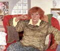 Thelma Mary Bernadette Holt, by Jennifer McRae - NPG 6608