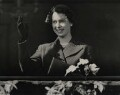 Queen Elizabeth II, by R. Palmer, for  International News Photos - NPG x136394