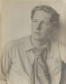 Rupert Brooke, by Sherrill Schell - NPG P1698