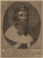 King Henry I, after Unknown artist - NPG D42448