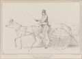 A Dead Horse - A Sorry Subject! (Joseph Hume; John Temple Leader), by John ('HB') Doyle, printed by  Alfred Ducôte, published by  Thomas McLean - NPG D41423