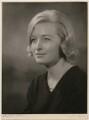 Rosemary Jane Varley (née Barber), by Hay Wrightson Ltd - NPG x181295