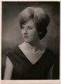 Sandra Emmet (née Sutcliffe), by Hay Wrightson Ltd - NPG x181301