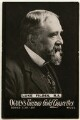 Luke Fildes, by Elliott & Fry, or by  Ernest Herbert ('E.H.') Mills, published by  Ogden's - NPG x136475
