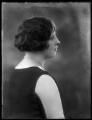 Marquise Nora Vivien de Châteaubrun (née Lynch), by Bassano Ltd - NPG x158424