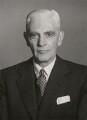 Sir Edmund George Harwood, by Walter Bird - NPG x168194