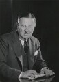 Sir (Frank) Cyril Hawker, by Walter Bird - NPG x168210