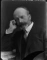 Sir George Vandeleur Fiddes, by Bassano Ltd - NPG x158447
