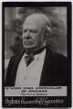 Hardinge Stanley Giffard, 1st Earl of Halsbury, published by Ogden's - NPG x136549