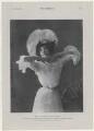 Florence Eliza Collingbourne as Nancy Staunton in 'Toreador', by Edward Lyddell Sawyer - NPG x136556