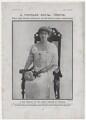 Marie, Queen of Romania, by Rita Martin - NPG x136580