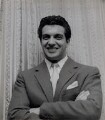 Frankie Vaughan, by Bob Collins - NPG x136592