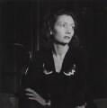 Isobel Bertha Strachey (née Leslie), by Francis Goodman - NPG Ax39648