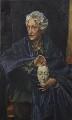 Dame Monica Margaret Mason, by Saied Dai - NPG 6978