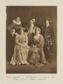 Group in fancy dress for the Shakespeare Memorial National Theatre Ball, by Langfier Ltd, published by  Hudson & Kearns Ltd - NPG Ax135782