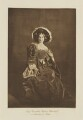 Lady Gwendeline Theresa Mary Spencer Churchill (née Bertie) as Attendant on Portia in 'The Merchant of Venice', by Langfier Ltd, published by  Hudson & Kearns Ltd - NPG Ax135789