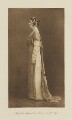 Lady Beatrice Adeline Lister-Kaye (née Pelham-Clinton) as Court Lady in 'Twelfth Night', by W. & D. Downey, published by  Hudson & Kearns Ltd - NPG Ax135797