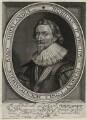 Philip Herbert, 4th Earl of Pembroke, by Robert van Voerst, after  Daniel Mytens - NPG D42490