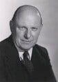 Sir William Vallance Douglas Hodge, by Walter Bird - NPG x168347