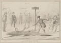 A Canadian Winter, by John ('HB') Doyle, printed by  Alfred Ducôte, published by  Thomas McLean - NPG D41449