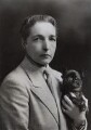 Radclyffe Hall, by Unknown photographer - NPG x136620