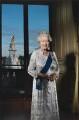 Queen Elizabeth II, by John Swannell - NPG P1702