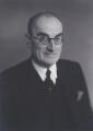 Geoffrey Clegg Hutchinson, Baron Ilford of Bury, by Walter Stoneman - NPG x168509