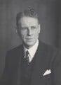 James Lorimer Ilsley, by Walter Stoneman - NPG x168531