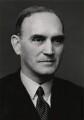 Sir Godfrey Herbert Ince, by Walter Stoneman - NPG x168533