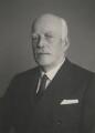 Sir Charles Alexander Innes, by Walter Stoneman - NPG x168543