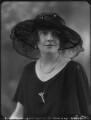 Isolde Frances (née Borthwick), Lady Cooper, by Bassano Ltd - NPG x158768