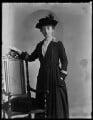 Dame Meriel Lucy Talbot, by Bassano Ltd - NPG x158769