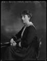 Dame Meriel Lucy Talbot, by Bassano Ltd - NPG x158770