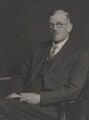 Hubert Isacke, by Walter Stoneman - NPG x168553