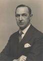 Sir Barry Vincent Jackson, by Walter Stoneman - NPG x168559