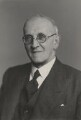 Sir Claude Ernest Weymouth James, by Walter Stoneman - NPG x168576