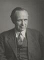 George Barker Jeffery, by Walter Stoneman - NPG x168594