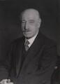 Sir John Jeffrey, by Walter Stoneman - NPG x168595