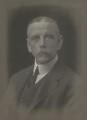 Sir Walter Tapper Jerred, by Walter Stoneman - NPG x168615