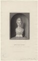 Mary Berry, by William Greatbach, published by  Richard Bentley, after  Anne Seymour Damer (née Conway) - NPG D42590