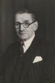Sir Lewis Jones, by Walter Stoneman - NPG x168657